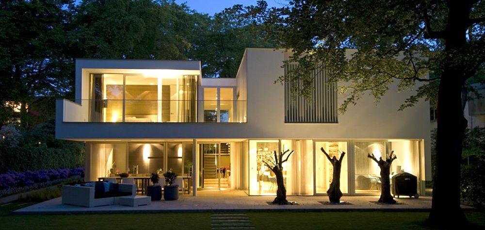 Проектирование красивого современного дома